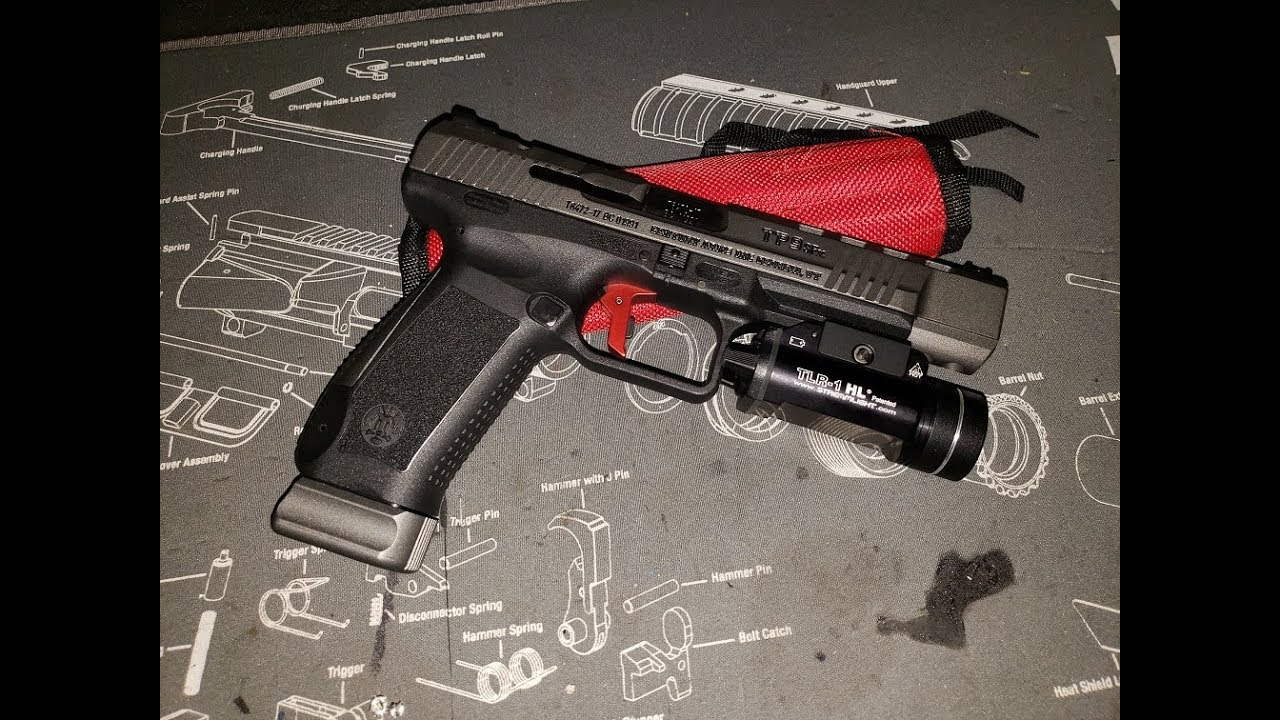 Fat Daddy Trigger for Canik TP9SFx