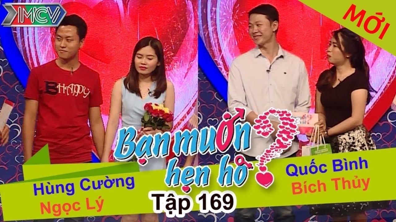 BẠN MUỐN HẸN HÒ #169 | Quyền Linh làm mai chàng trai Bình Thuận đào hoa và nữ kỹ sư cơ khí dễ thương