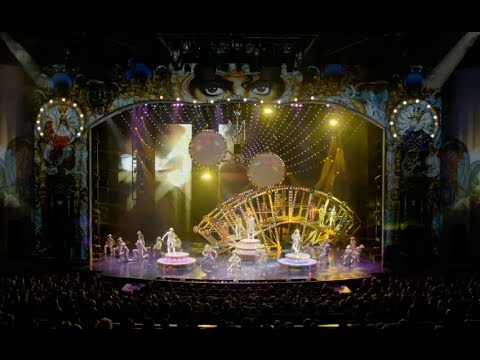 """An Inside Look at the """"Michael Jackson One"""" Cirque Du Soleil Show"""