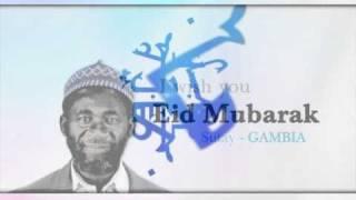 Eid-ul-Fitr: Eid Messages (Gambia)