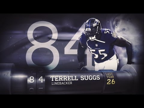 #84 Terrell Suggs (LB, Ravens) | Top 100 Players of 2015