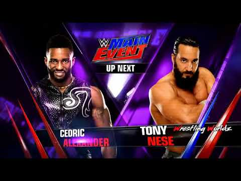 Download WWE Mainevent 2nd November 2017 Highlights