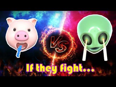 [ENG SUB] Funny Creative Use Of Animojis - Kids moral storytelling (ft. Vmoji mojis)