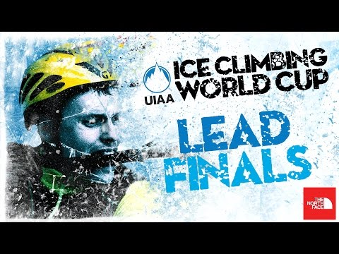 LIVE! Lead Finals l Ice Climbing World Cup 2017 l Beijing*