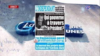 LA REVUE DE GRANDES UNES DU JEUDI 10 JANVIER 2019 - ÉQUINOXE TV