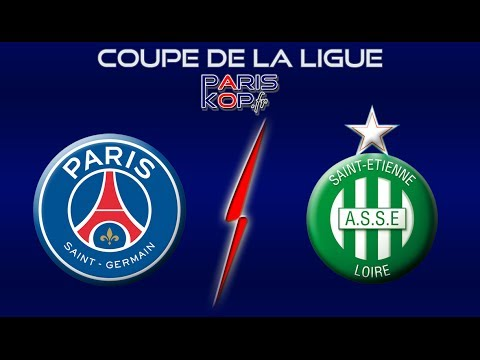 Paris saint germain as saint etienne pes 2014 coupe - Saint etienne paris coupe de la ligue ...