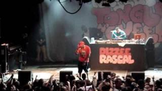 Dizzee Rascal- Dirtee Cash LIVE@ Melkweg Amsterdam 21/11/09.MPG