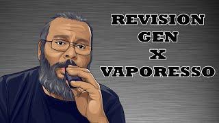 Gen X Revision eฑ Español.