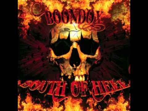 Boondox - Just Die