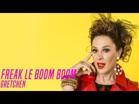Freak Le Boom Boom - Gretchen  Verão 90 TEMA DE LIDIANE