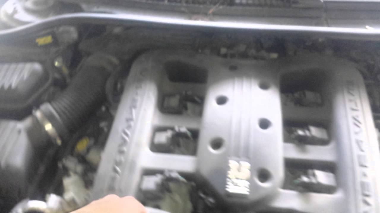 Dodge Intrepid Egr Valve Evap Canister And Pcv Location