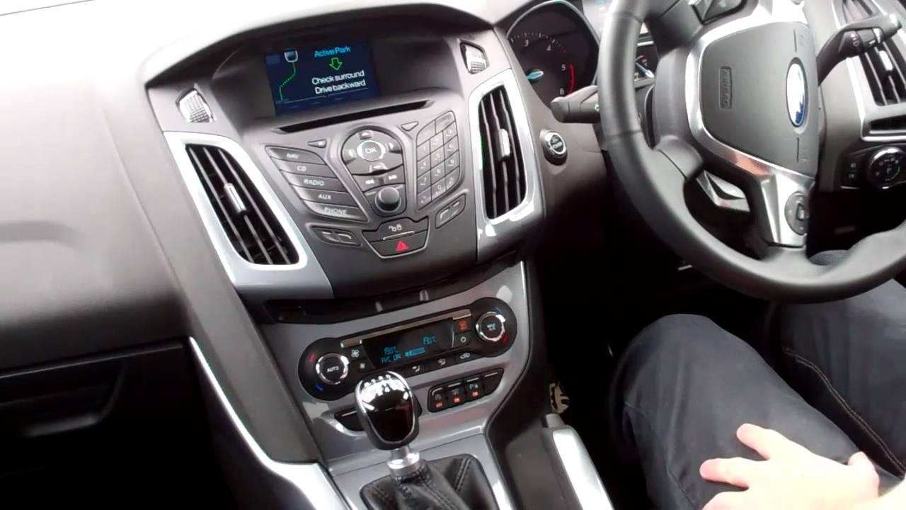 Fordu0027s Focus self-parking | Parkers & Fordu0027s Focus self-parking | Parkers - YouTube markmcfarlin.com