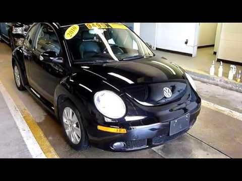 2010 Volkswagen Beetle Black