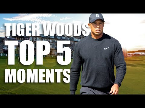 Top 5 Tiger Woods Moments by YGT Rory [2018] Mp3