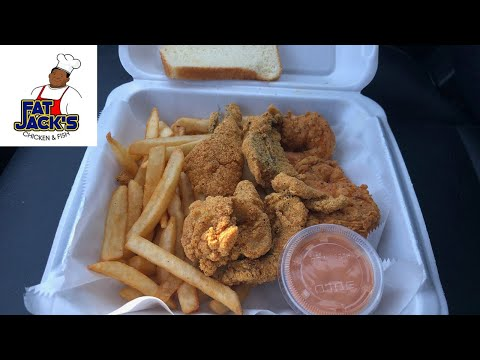 GET YOUR GRUB ON EP.7: Fat Jacks Chicken & Fish