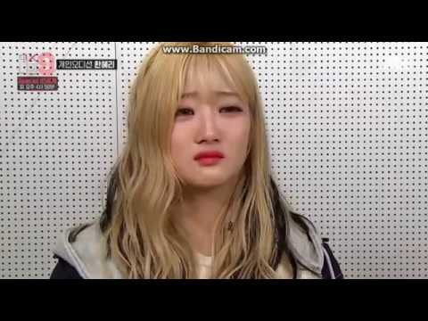 HAN HYERI JUDGED BY SEUNGRI AUDITION FULL ENG SUB.
