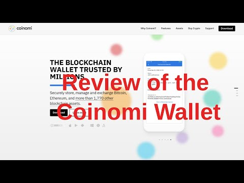 Review Of The Coinomi Cryptocurrency Wallet