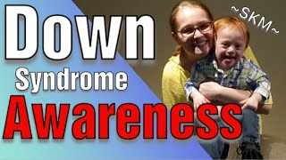 Amazing Little Boy With Down Syndrome Rocks! Down Syndrome Awareness