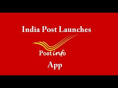 India Post Launches Postinfo App