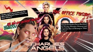 Charlies Angels is box office poison Elizabeth Banks Blames everyone but herself