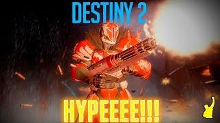 Destiny 2 Hype - Todo lo que debes saber de Destiny 2 después del Gameplay revelación
