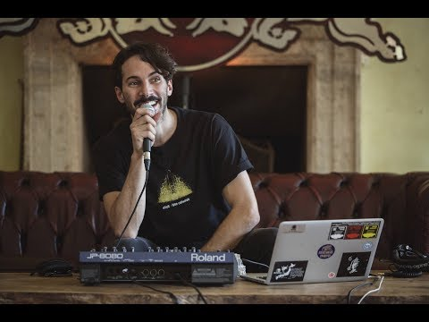 Studio Science: Lorenzo Senni on the JP-8080