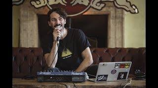 Lorenzo Senni on the JP-8080 | Red Bull Music Academy