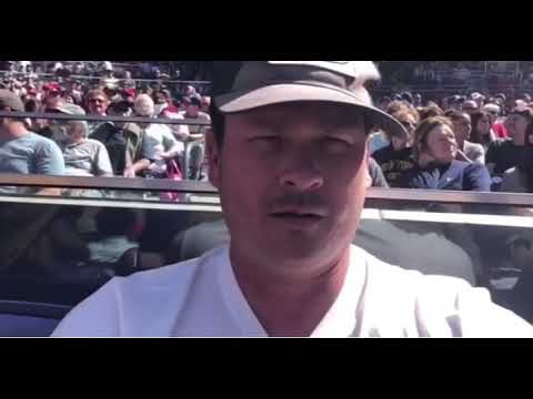 Crate - Tom Delonge Hears Blink182 at Baseball Game