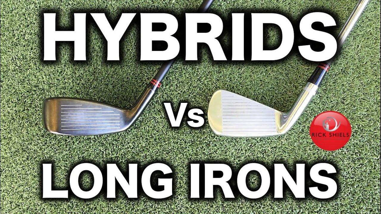 Hybrid Golf Club Distances Compared To Irons Hittingthegreen Com