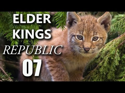 Elder Kings Republic: Episode 7: Crusader Kings 2 Mod ~ Un-Fur-gettable!