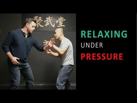 relaxation kung fu
