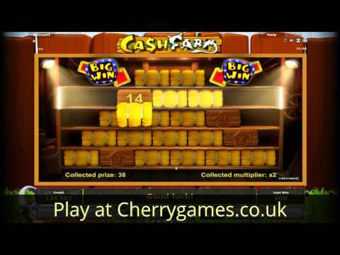 Cash Farm Slots by Novomatic - Play Online for Free or Real