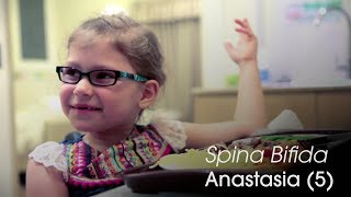 Learning that your baby will be born with spina bifida can be an overwhelming experience. This video.