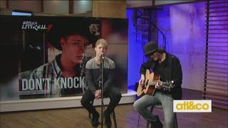 Rising country star Baylee Littrell performs on A&C