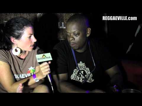 Interview: Tippa Irie @Chiemsee Reggae Summer 8/26/2011