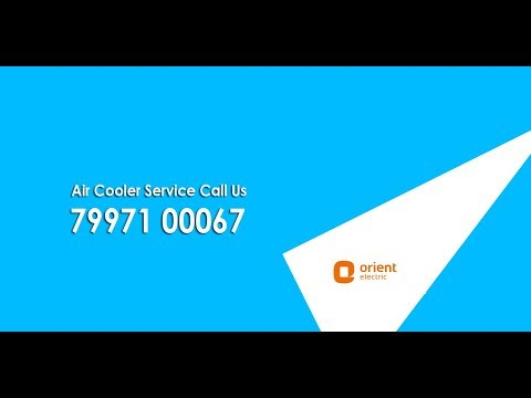 Orient air cooler service center in Hyderabad | 7997100067