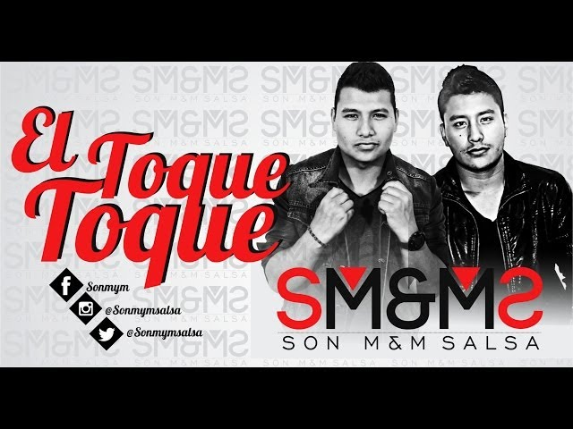 El Toque Toque - Son M&M Salsa- Salsa Urbana 2014 - Salsa Choke 2014, Lo Mas Sonado dj, HD, Travel Video