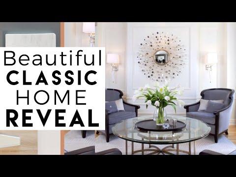 Interior Design Beautiful Classic House Design Reveal Part 4