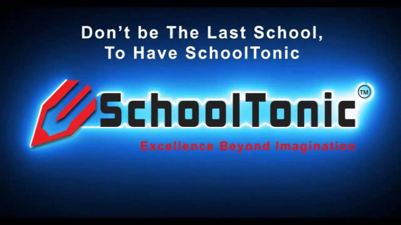 Schooltonic School Management Software Demo Youtube