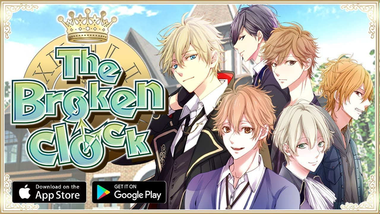 The Broken Clock Official Trailer // FREE BL (Yaoi) Game - YouTube