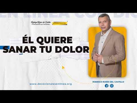 ÉL QUIERE SANAR TU DOLOR 📺 Martes/28/Septiembre/2021 En Línea Con Dios