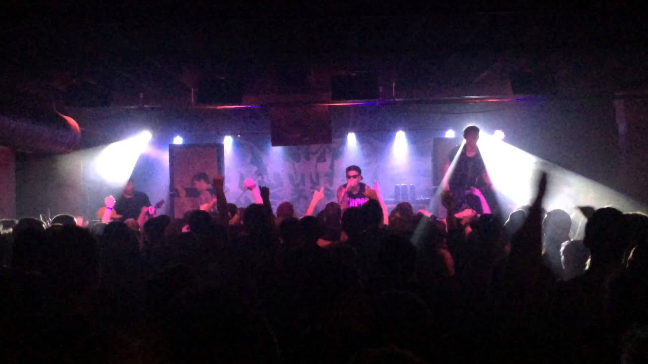Attila-About That Life live Buffalo, New York@Waiting Room 2.6.14 ...