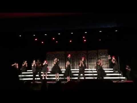 Cypress High School Show Choir (ShockWave). Part 1 of 2