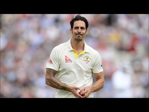 Big Bash League | Mitchell Johnson Signs For Perth Scorchers