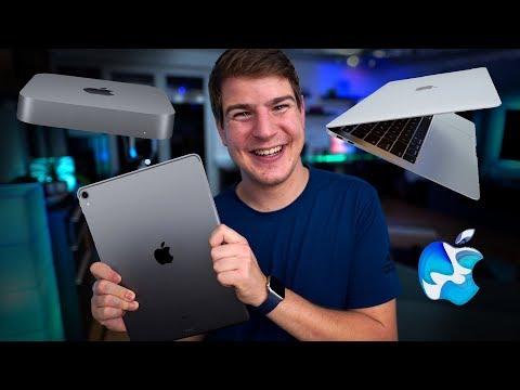 Erster Eindruck: Neues iPad Pro, MacBook Air & Mac Mini! – felixba