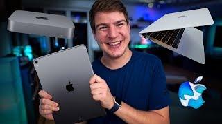 Erster Eindruck: Neues iPad Pro, MacBook Air & Mac Mini! - felixba