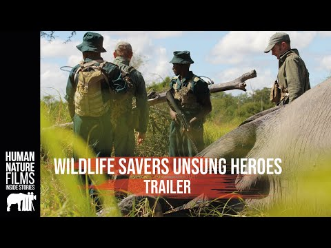 Official trailer: Wildlife Savers (i.c.w. African Parks)