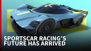 WEC's hypercar future revealed at Le Mans