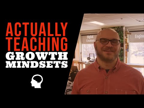Do's and Don'ts of teaching  a GROWTH MINDSET