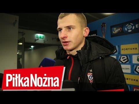 Legia Górnik 1:0. Tomasz Loska po meczu